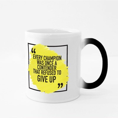 Every Champion Was Once a Contender Magic Mugs
