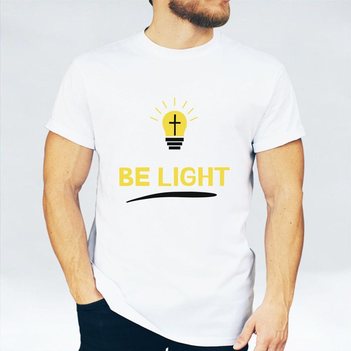 Christ Will Be the Light T-Shirts