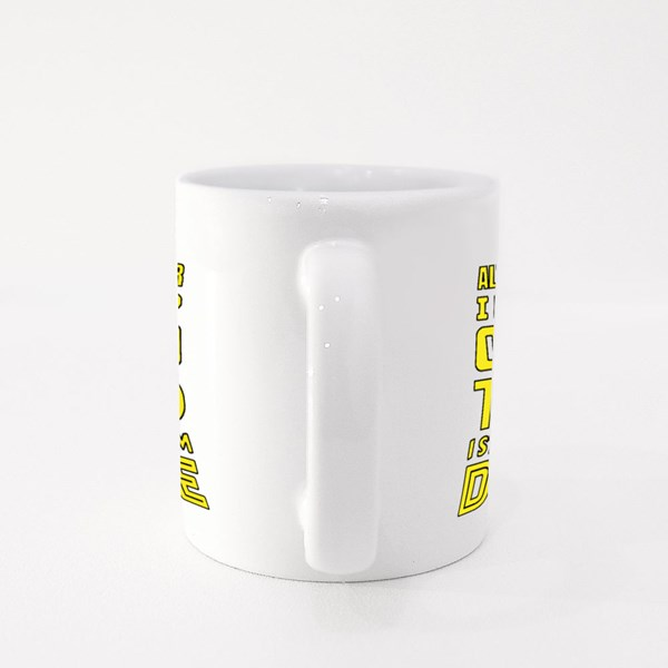 Alteration Tailor Colour Mugs