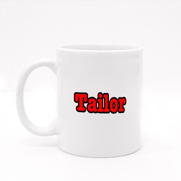 Tailor Occupation Colour Mugs