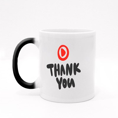 Thank You, Youtuber Magic Mugs