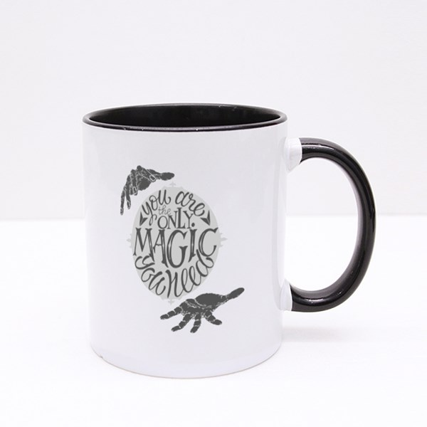 You Are the Only Magic Colour Mugs