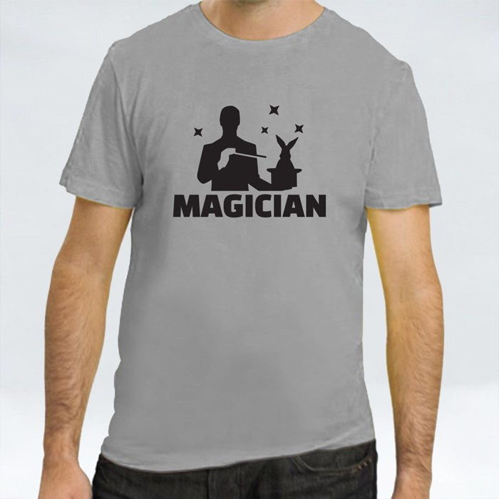 A Magician Doing a Magic Trick T-Shirts