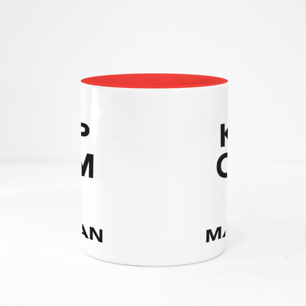 Keep Calm I'm a Magician Colour Mugs