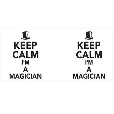 Keep Calm I'm a Magician Magic Mugs