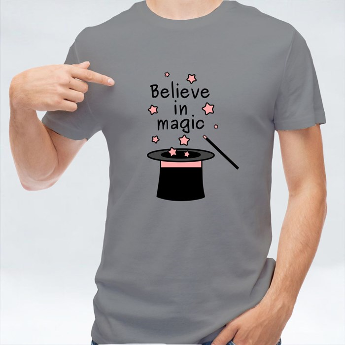 Believe in Magic T-Shirts