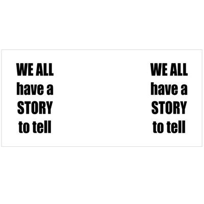 We All Have a Story Magic Mugs