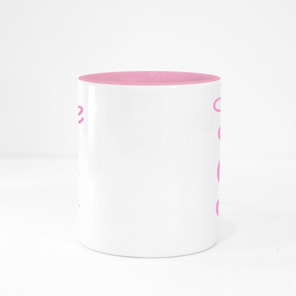 Write Your Own Story Colour Mugs