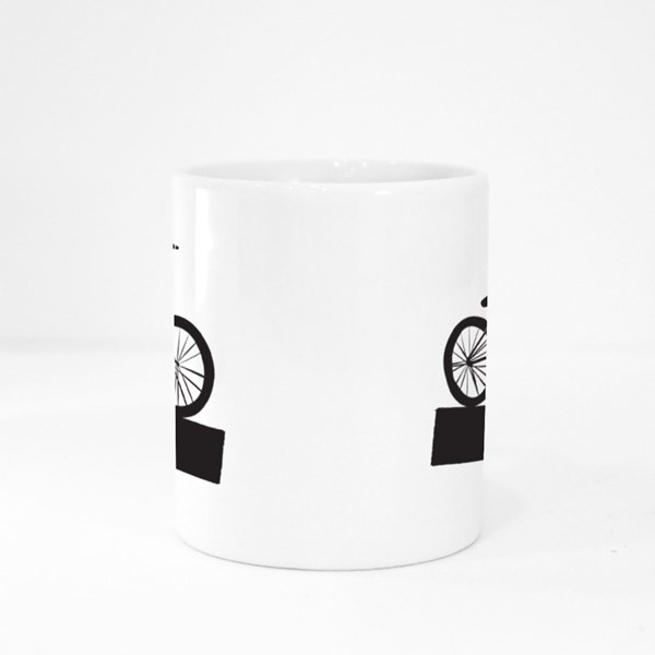 Bmx Sports Street Style Colour Mugs