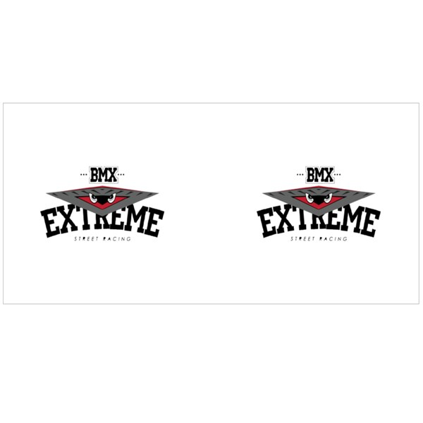 Bmx Extreme Street Racing Colour Mugs