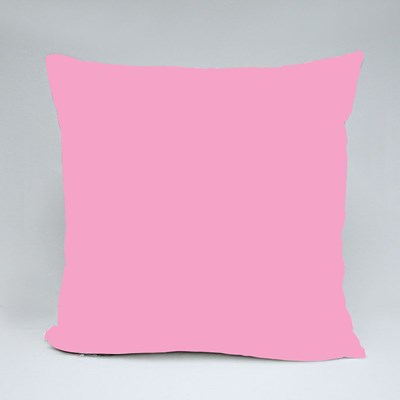 Pink Star Shaped Magic Wand Throw Pillows
