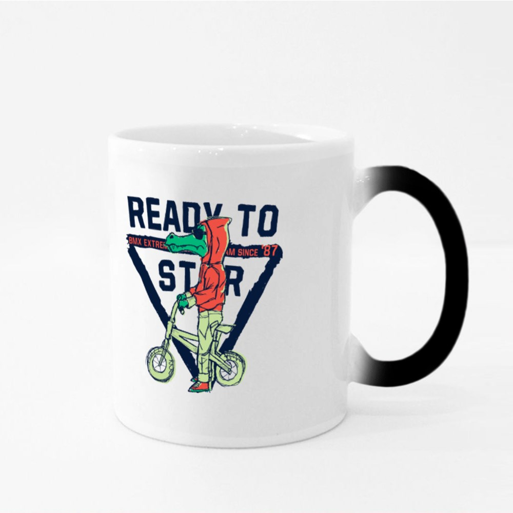 Rready to Star Bmx Magic Mugs
