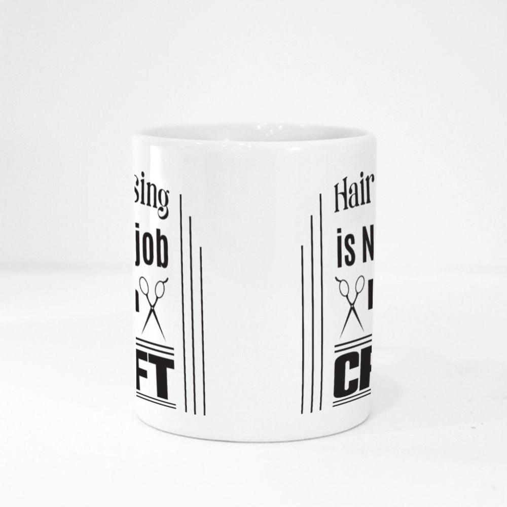 Hairdressing Its a Craft Magic Mugs