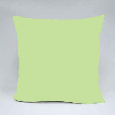 Active Bicyclist Character Throw Pillows