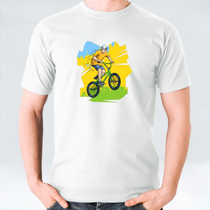 Bmx Rider Competition T-Shirts