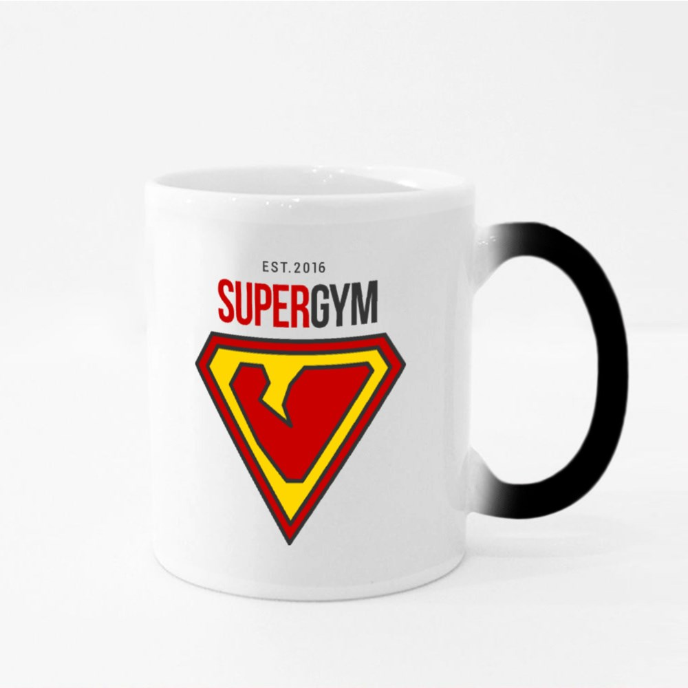 Supergym Est 2016 Magic Mugs