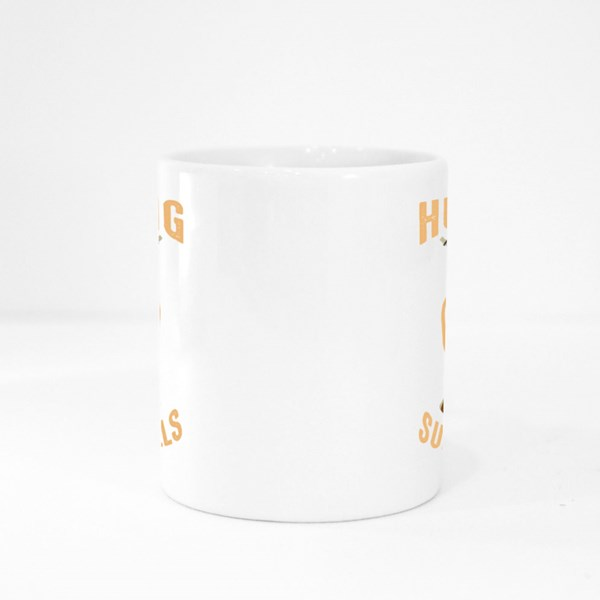 Hunting Survival Skills Colour Mugs