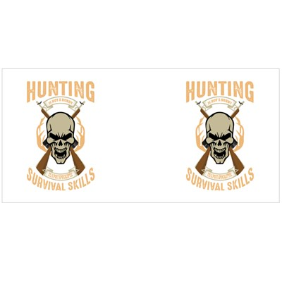 Hunting Survival Skills Magic Mugs