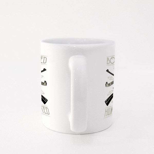 Hunt or Be Hunted Colour Mugs