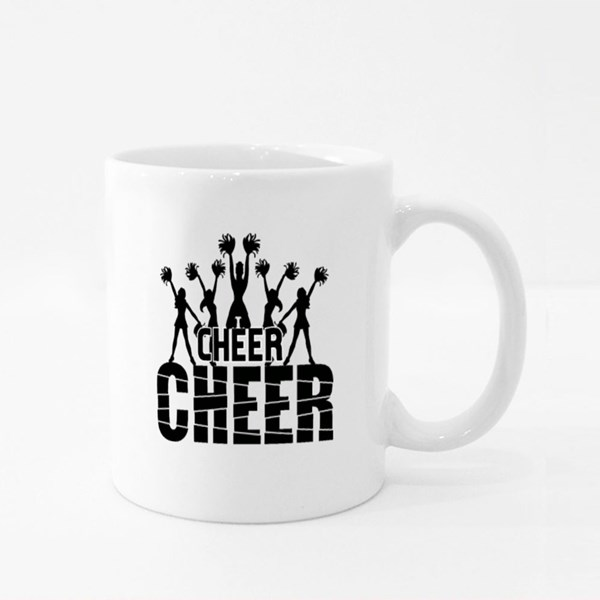 Cheer Cheer Girls Colour Mugs