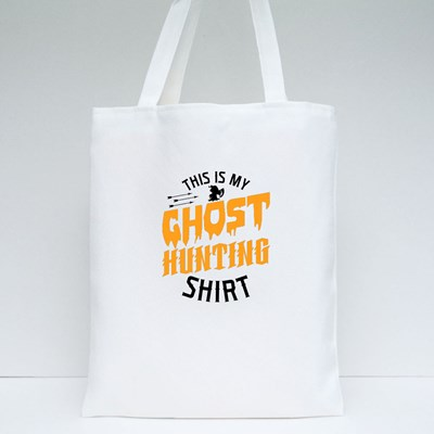 My Ghost Hunting Equipment Tote Bags