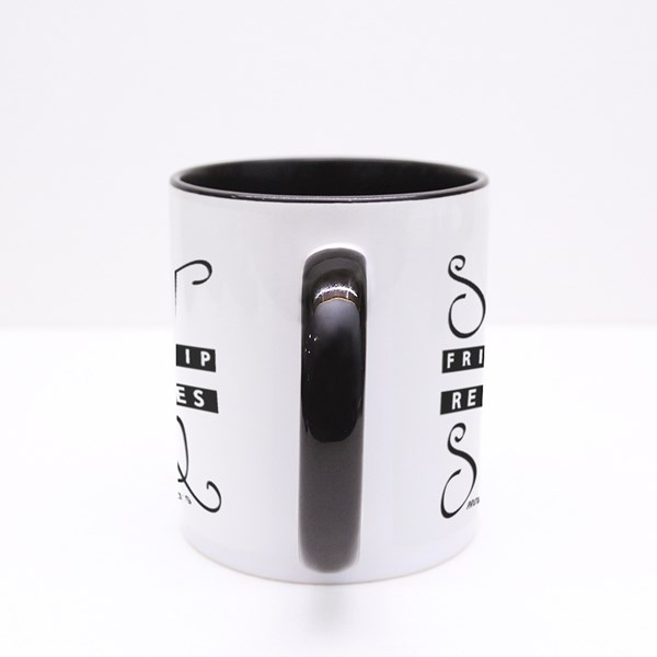 A Sweet Friendship Colour Mugs