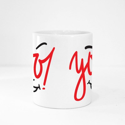 Yoo! With Smile Magic Mugs
