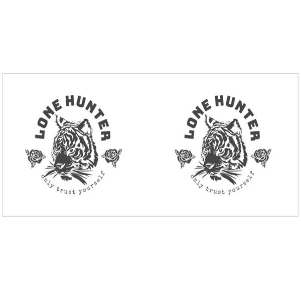 Lone Hunter Trust Yourself Colour Mugs