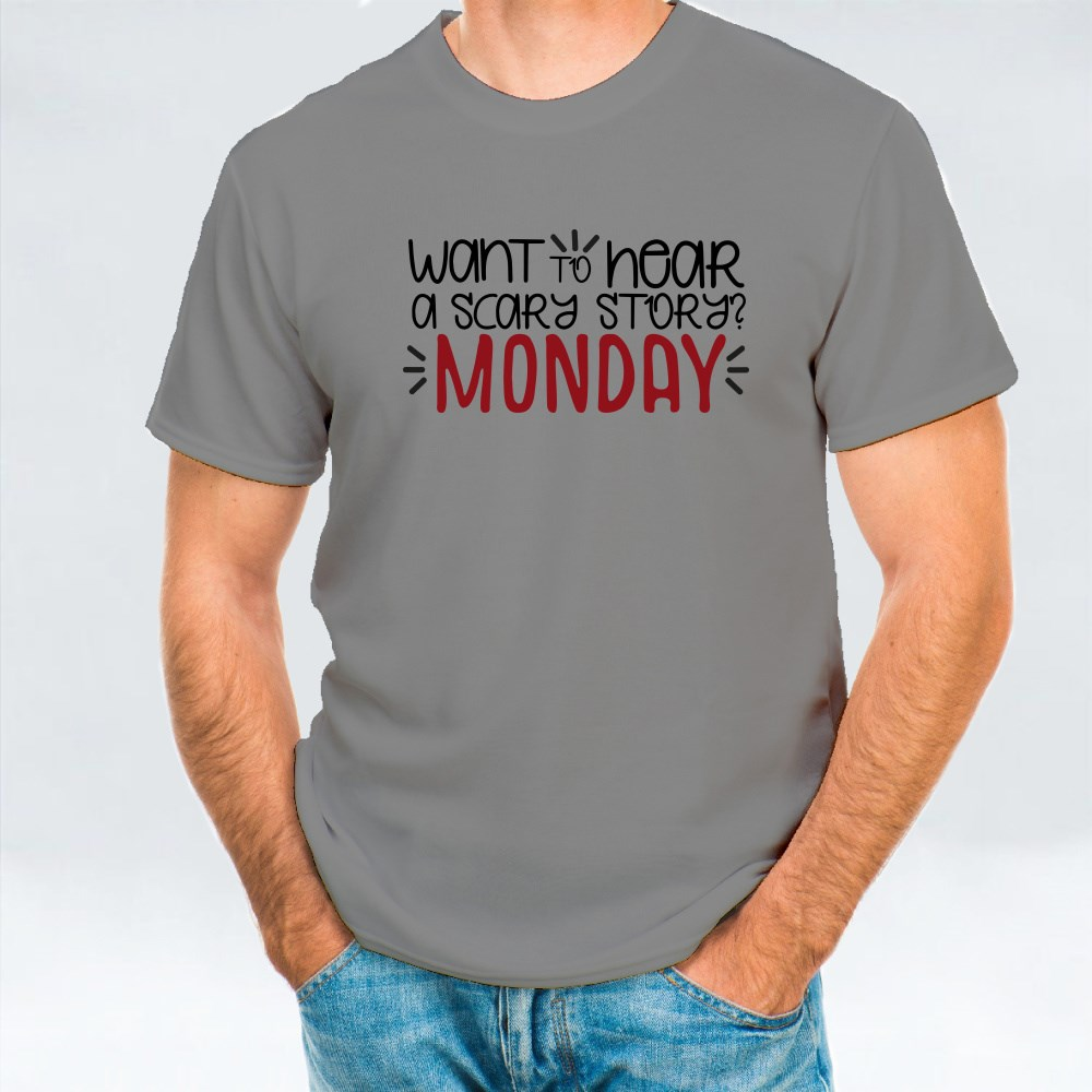 Want to Hear a Scary Story? T-Shirts