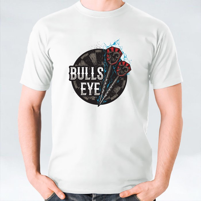 Darts Bulls Eye T-Shirts