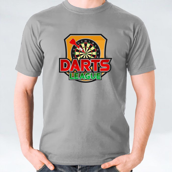 The Darts League T-Shirts