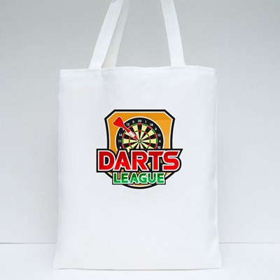 The Darts League Tote Bags