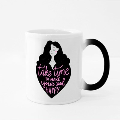 Make Your Soul Happy Magic Mugs