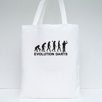 Darts Evolution Tote Bags