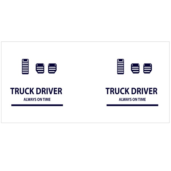 Truck Driver Quotes Colour Mugs