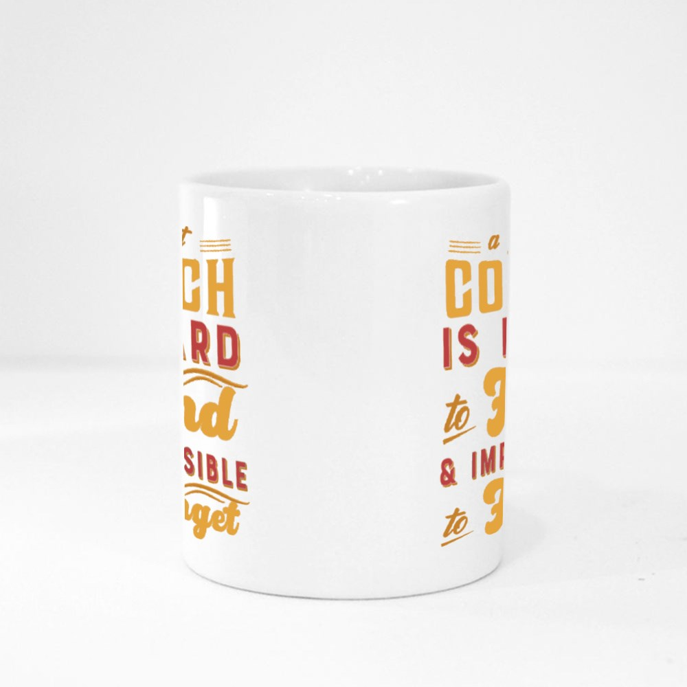 A Great Coach Is Hard to Find Magic Mugs