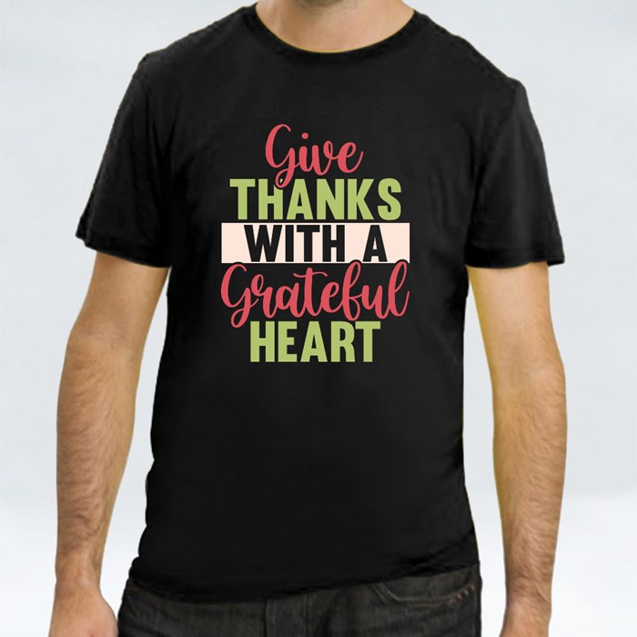 Give Thanks With a Grateful T-Shirts