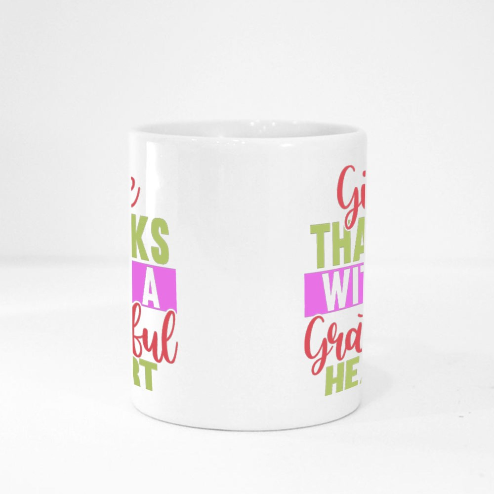 Give Thanks With a Grateful Magic Mugs