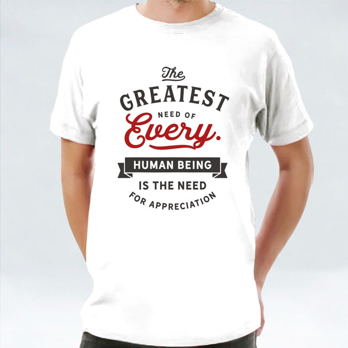 The Greatest Need T-Shirts