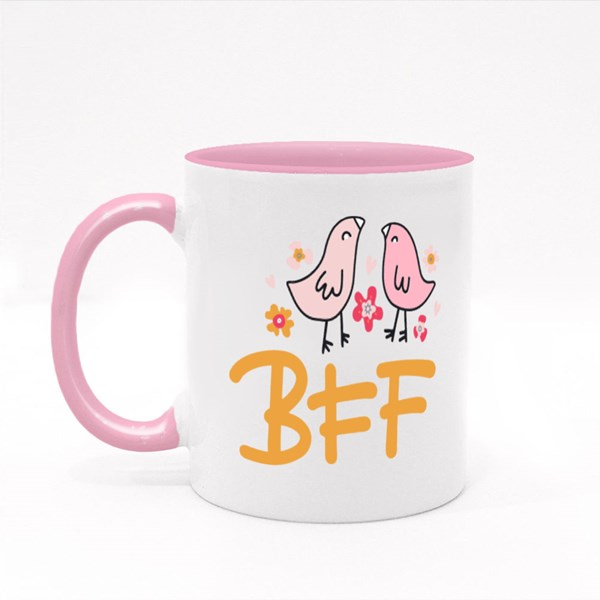 Best Friends Forever 彩色杯