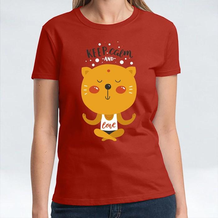 Keep Calm and Love T-Shirts