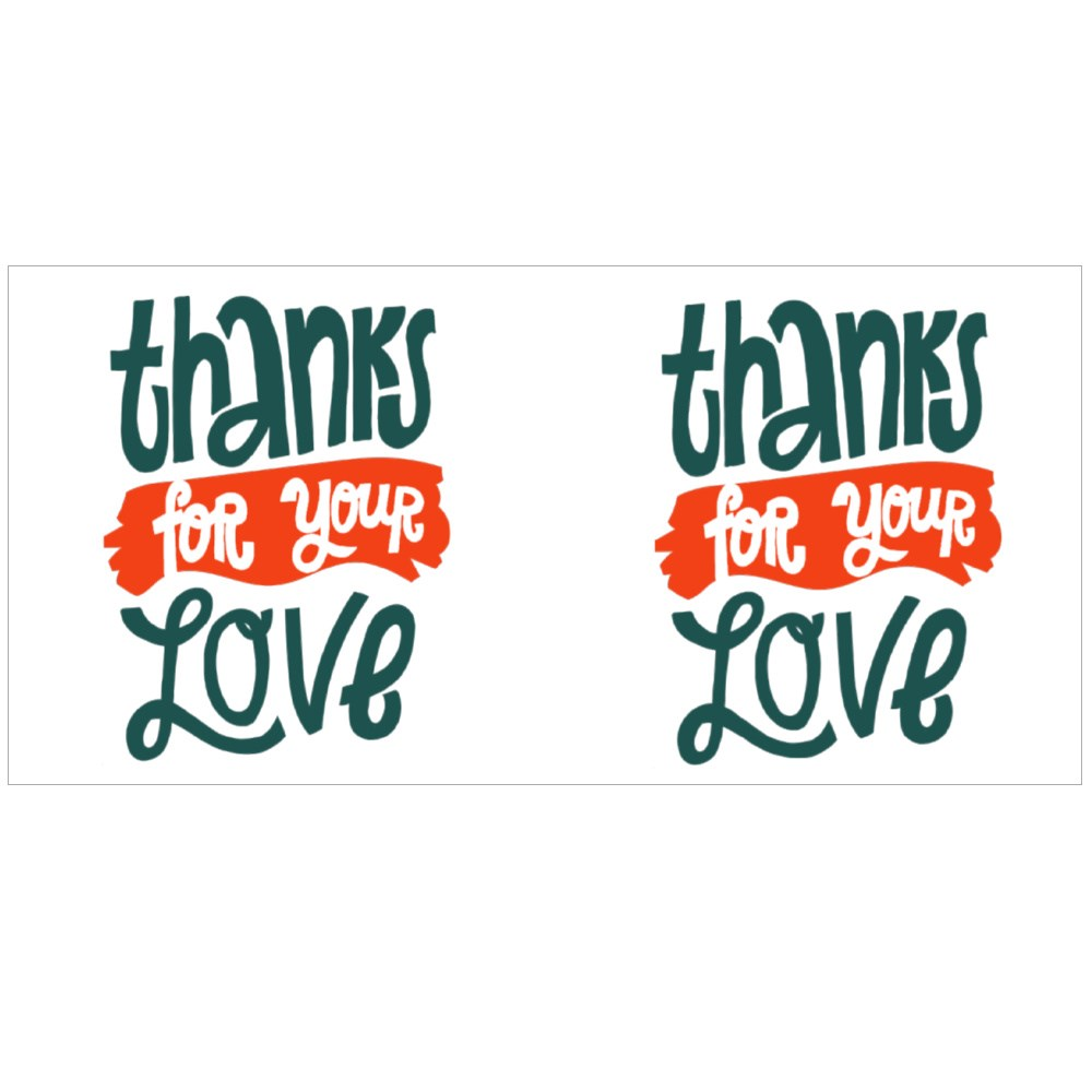 Thanks for Your Love Magic Mugs