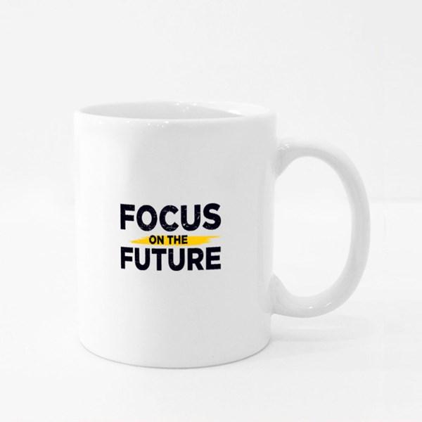 Focus on the Future Colour Mugs