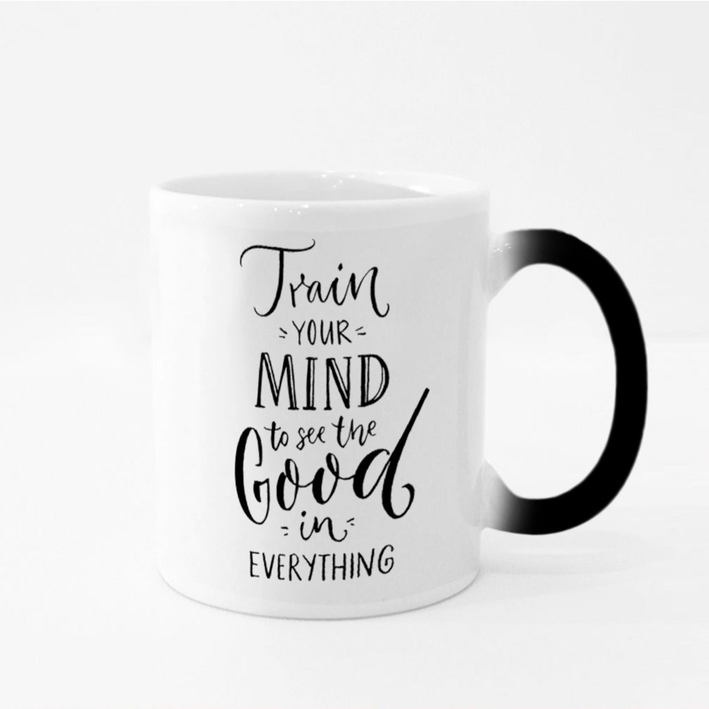 Train Your Mind to See Good Magic Mugs