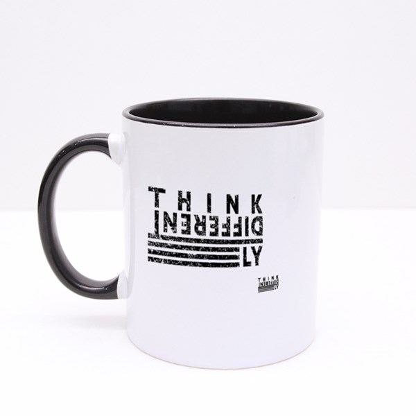 Think Differently Colour Mugs