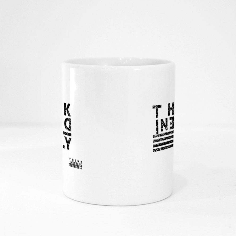 Think Differently Magic Mugs
