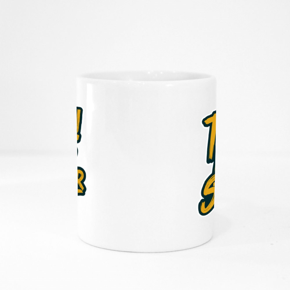 The Pain Makes You Stronger Colour Mugs