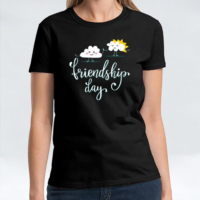 Friendship Day. T-Shirts