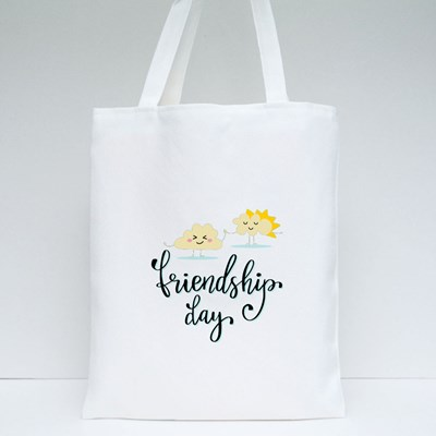 Friendship Day. Tote Bags