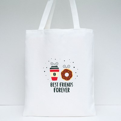Best Friends Forever Tote Bags